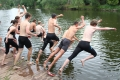 20.06.2015, xkvx, Crosslauf, 17. Rennsteig-Staffellauf, v.l.