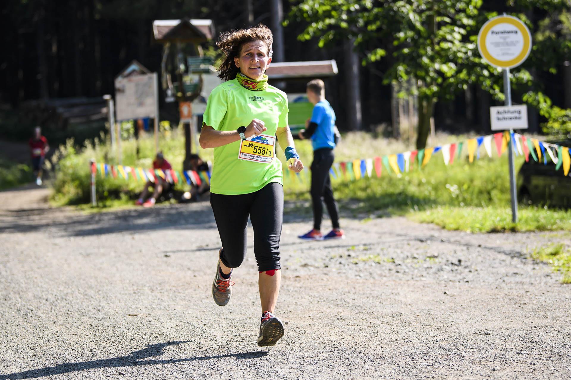 22.06.2019, xkvx, Crosslauf, 21. Rennsteig-Staffel-Lauf, v.l.